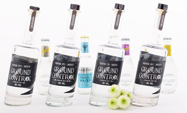 Gin Ground Control